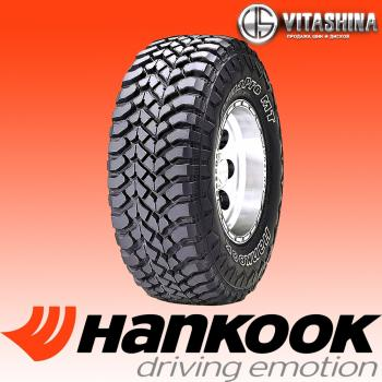 Hankook RT03 Dynapro MT 235/75 R15 104/101Q  Летние ()